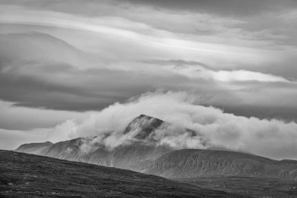 A Cloud capped Cul Mor Assynt
