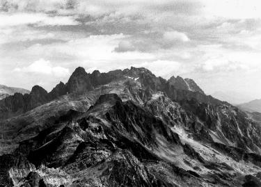 Aiguilles de Midi, Chamonix