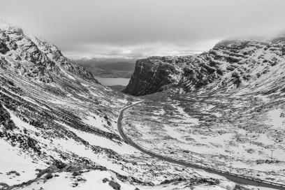 Bealach na Ba, the road to Applecross