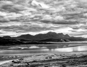 Ben Loyal and the Causeway From the South West