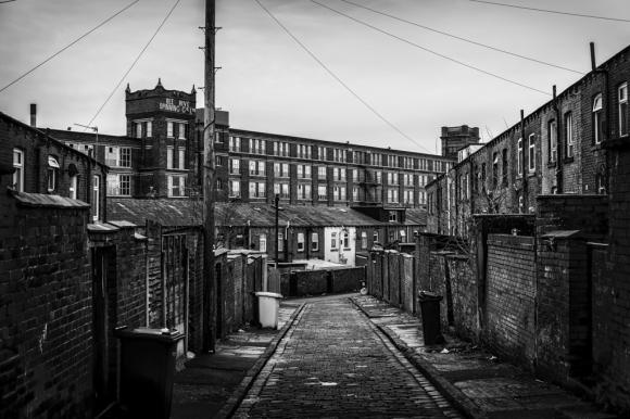 Beehive Mills, Bolton