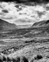 Foinaven / Arkle from A838