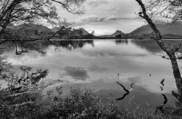 Loch Cul Dromannan and Stach Poliadh Assynt
