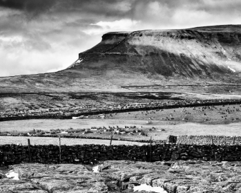 Pen-Y-Ghent from SSE