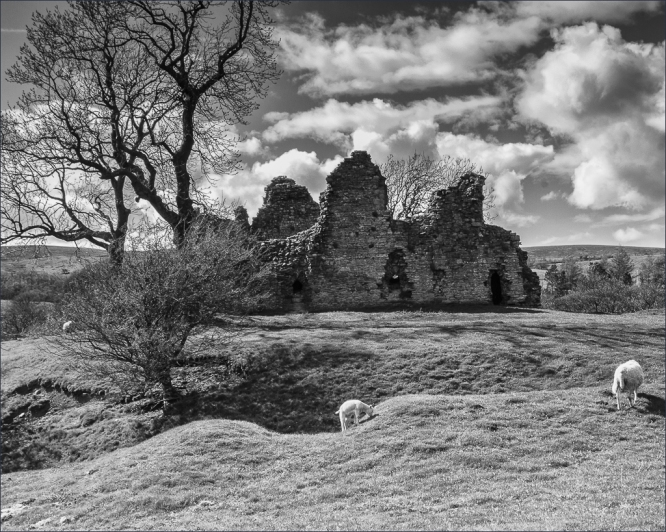 Pendragon Castle, Mallerstang