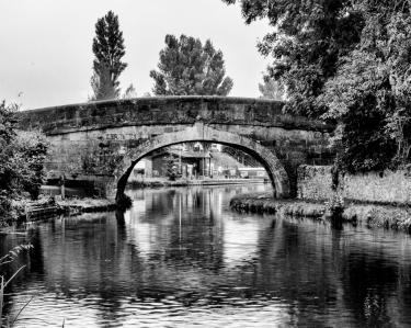 Bridge and Marina, Galgate