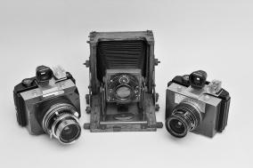 Homemade Cameras, Alf Hoole