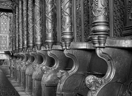 (10) Cartmel Priory