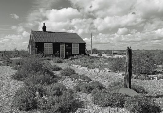 Dungeness, Keith Launchbury