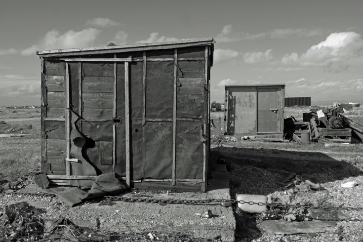 Dungeness, Keith Launchbury
