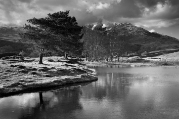 Kelly Hall Tarn