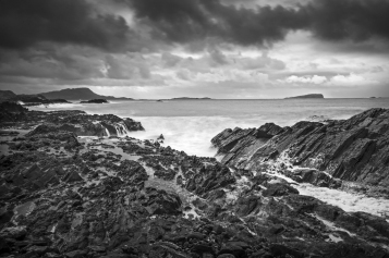 Scarba and Lunga from Seil