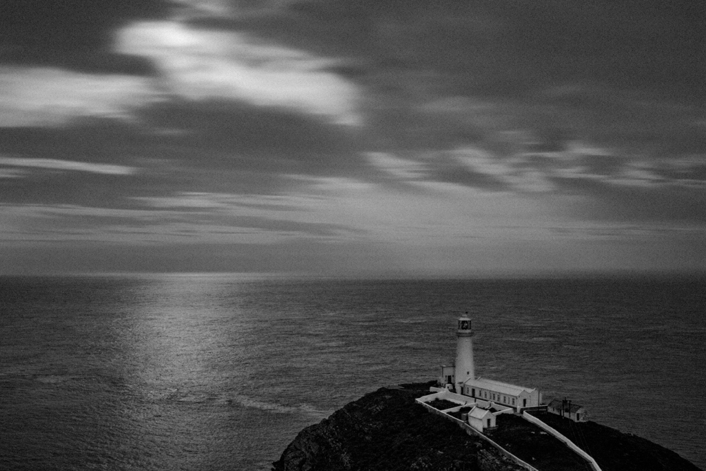 South Stack, Simon Lupton