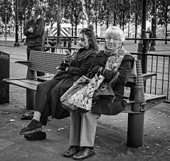 Piccadilly Gardens Manchester