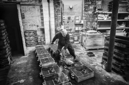 Keith's Foundry 10, Andy Marland