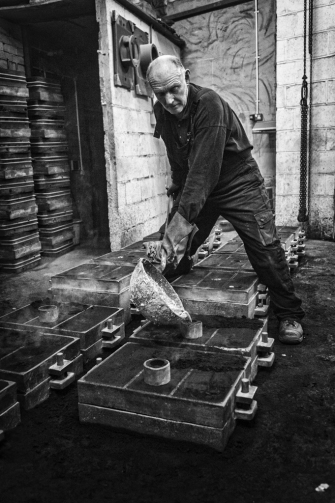 Keith's Foundry 11, Andy Marland