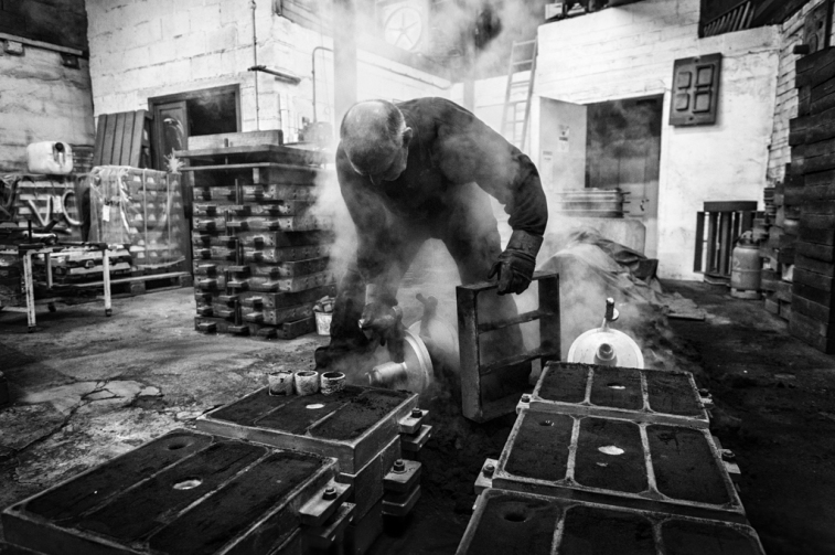 Keith's Foundry 12, Andy Marland