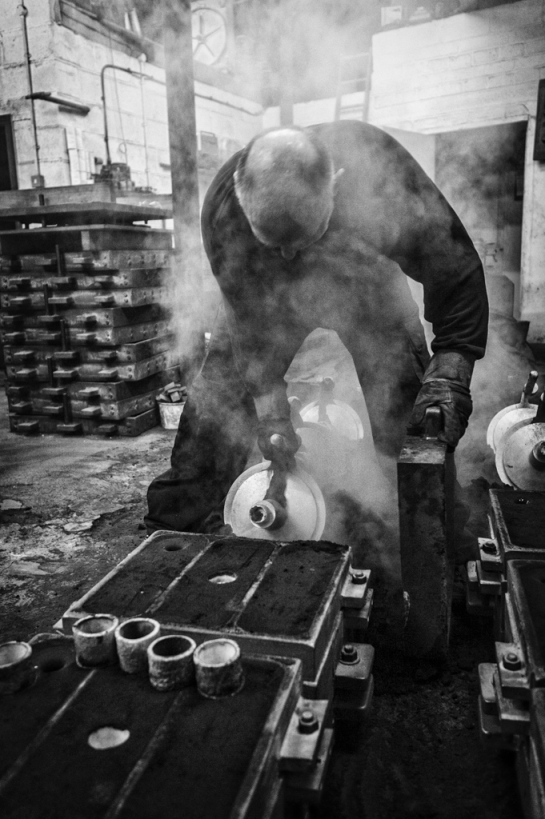 Keith's Foundry 13, Andy Marland