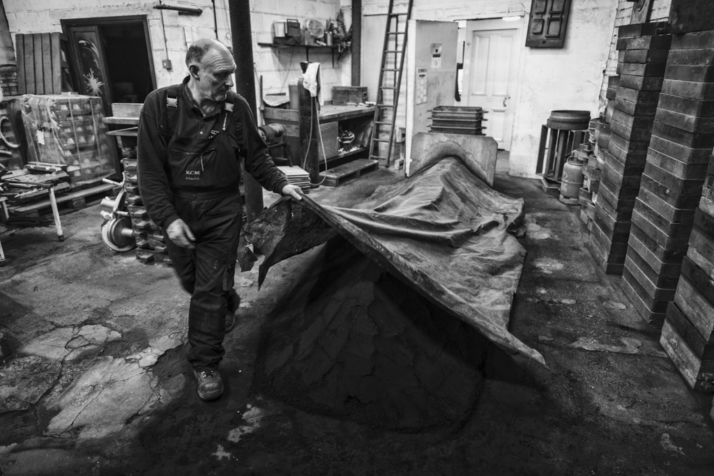 Keith's Foundry 15, Andy Marland