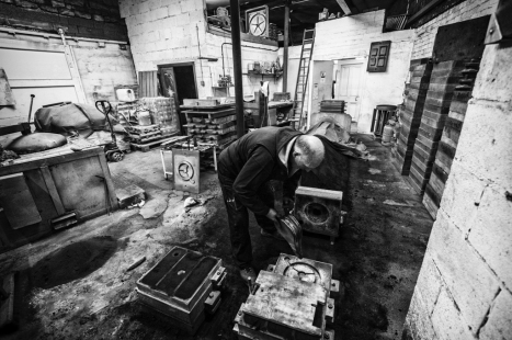 Keith's Foundry 2, Andy Marland