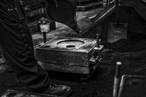 Keith's Foundry 4, Andy Marland