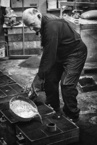 Keith's Foundry 9, Andy Marland